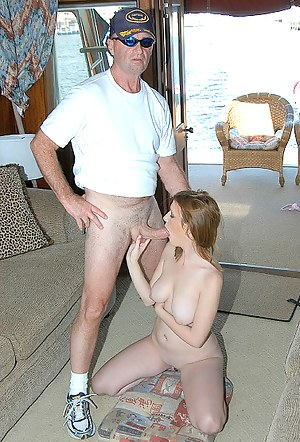 Excellent start for a perfect ass fucking session featuring a first class blowjob given by a tremendous cutie to a horny captain.