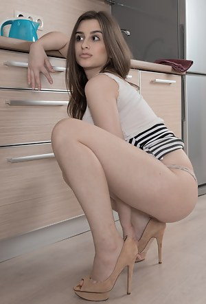 Teen High Heels Porn Pictures